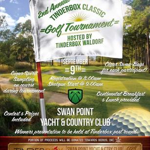 2018 Tinderbox Golf Tournament