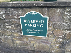 B&B Brecon - Private Parking