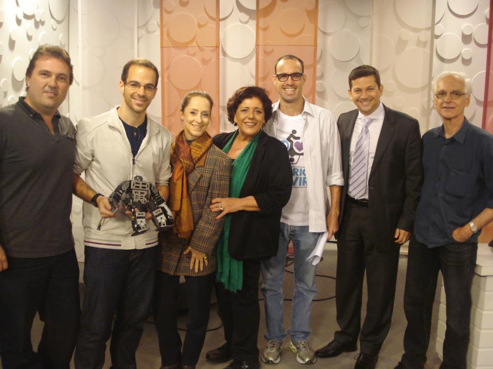 Entrevista ao Programa Sem Censura