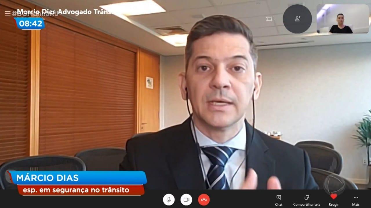 Entrevista a Record Rio - 08-10-2020