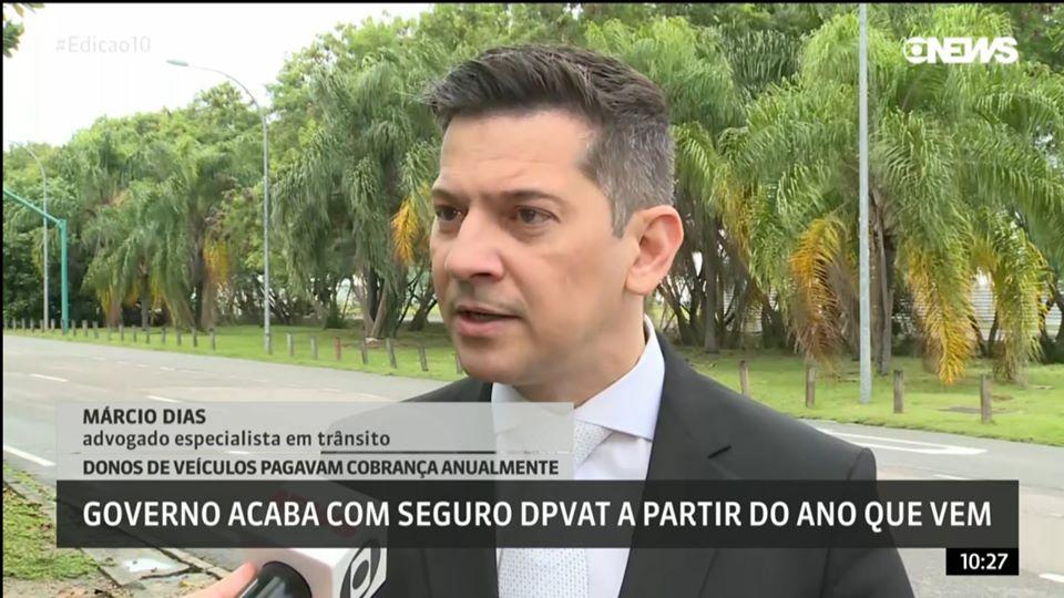 Entrevista a Globo News 12-11-2019