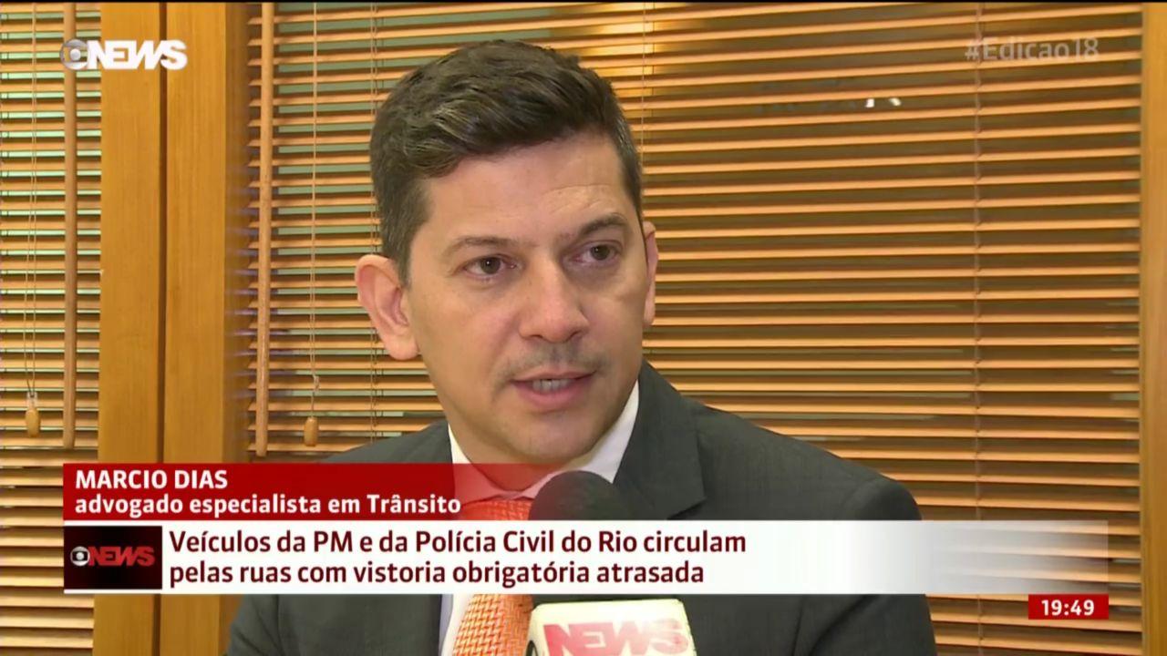 Entrevista Globo News - 03/07/2017