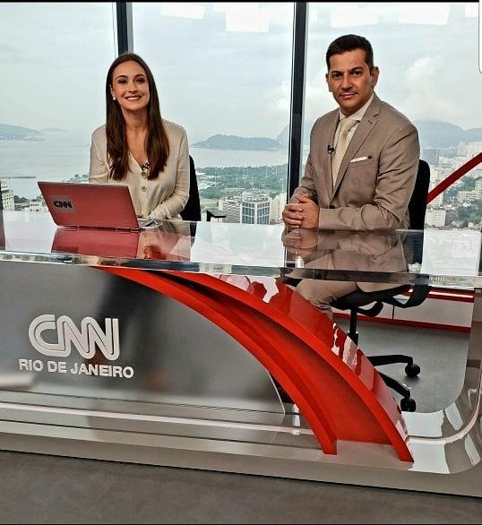 Entrevista a CNN Brasil - 22-03-2020