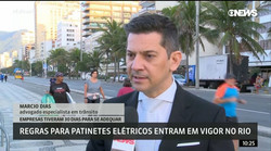 Entrevista a Globo News 03-08-2019