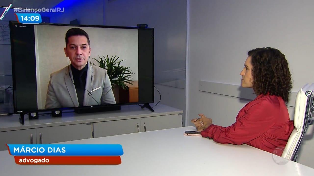 Entrevista ao Balanço Geral - 24-09-2020