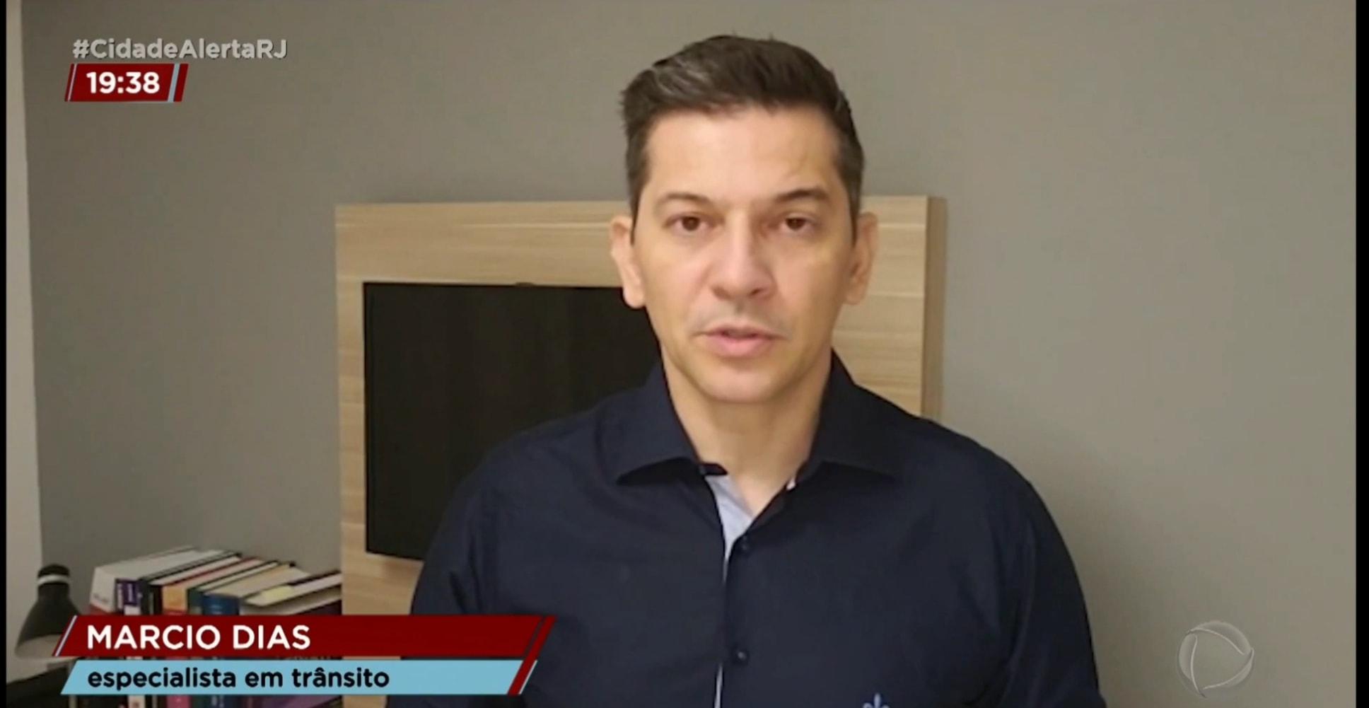 Entrevista a Record Rio - 14-05-2020