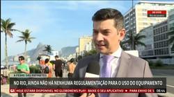 Entrevista a Globo News 30-05-2019