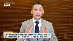 Entrevista ao Cidade Alerta - 08-02-2021