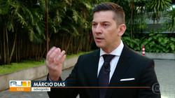 Entrevista ao RJTV1 - 13-03-2020