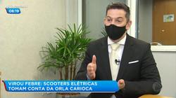 Entrevista a Record Rio - 09-09-2020