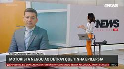 Entrevista Globo News - 19-01-2018