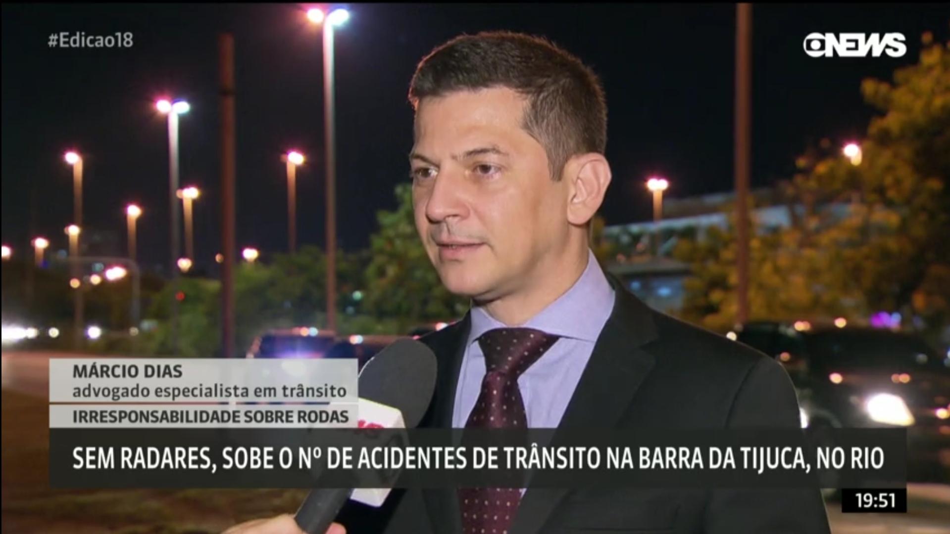 Entrevista a Globo News 28-11-2018
