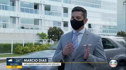 Entrevista ao Bom Dia RIo - 08-05-2021