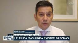 Entrevista ao Jornal da Band - 23-06-2021
