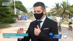 Entrevista ao Balanço Geral Manhã - 01-0