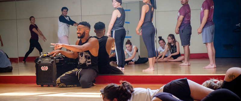 Master Class with Derion Loman