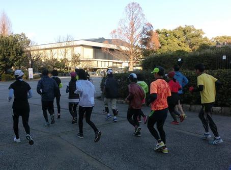 目標フルマラソンレースの約1か月前のレース・練習・イベントの参加前に・・・