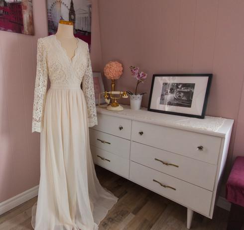 Dottie - Robe inspiration vintage