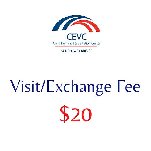 Visit/Exchange Fee