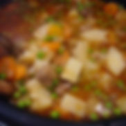 Warm up for lunch with___Beef Stew (GF)_