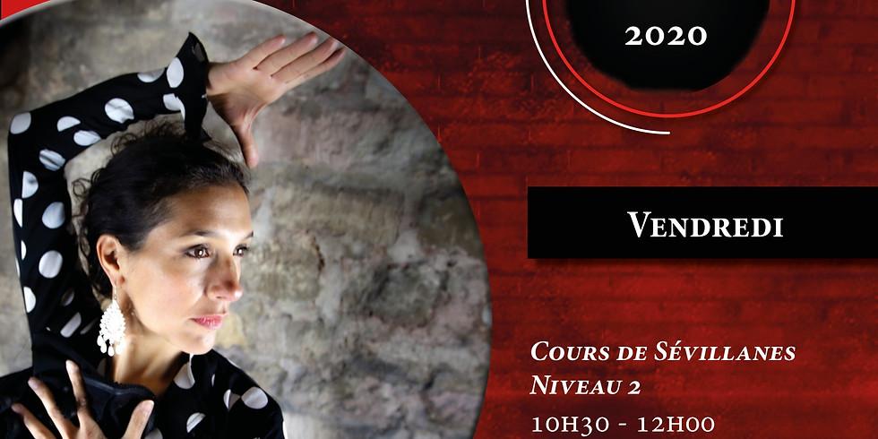 Rentrée Flamenca à L'academie de Flamenco