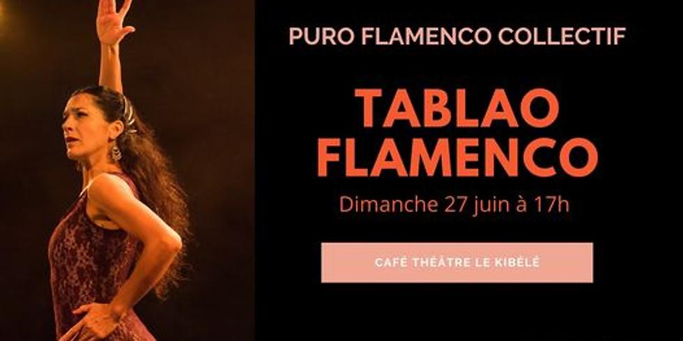Tablao Flamenco Puro Flamenco Collectif