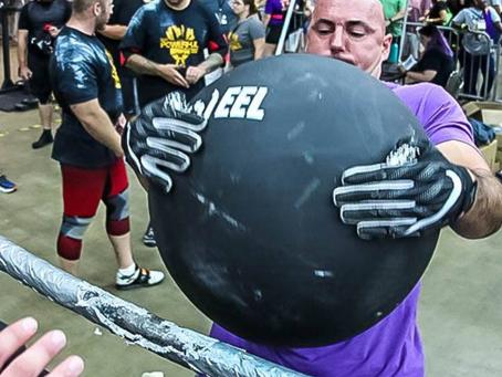 East Coast Strongest Man recap