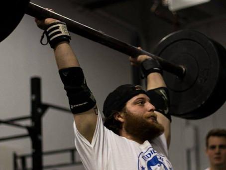 Meet Alex Einhorn - Teambix Strength Athlete-175lb class