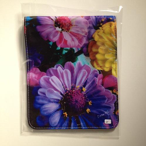 Multicolor Pop Flap For Messenger Bag