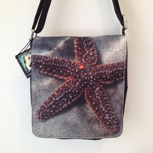 Starfishie Messenger Bag