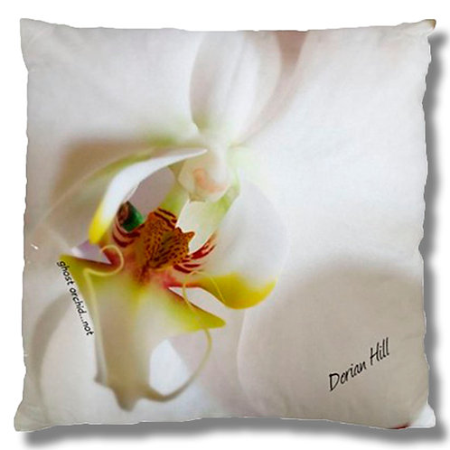 Ghost Orchid...not Cushion Case