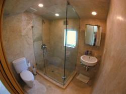Small bathroom solution