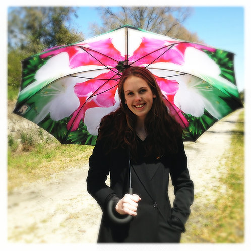 Large Azalea Pop Funbrella Umbrella