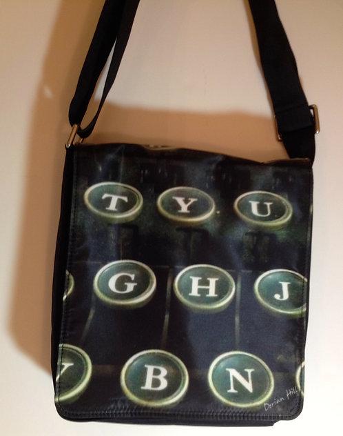 Typo Messenger Bag