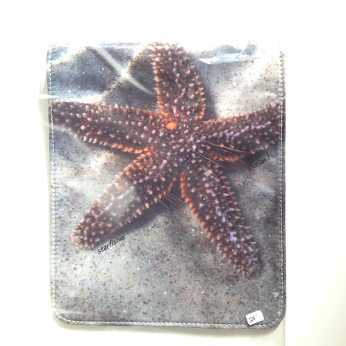 Star Fishie Flap For Messenger Bag