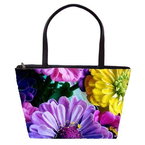 Multicolor Pop Classic Handbag
