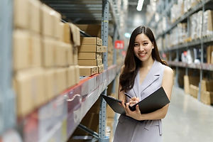 smart-smiling-asian-woman-working-store-