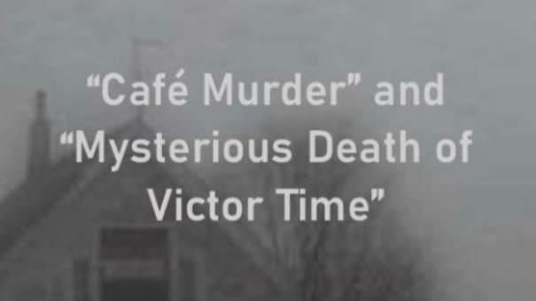 A Mystery Dinner Theater