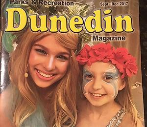Progressive Arts cover of Dunedin Magazine