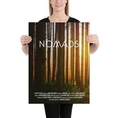 Nomads - Short Film Poster