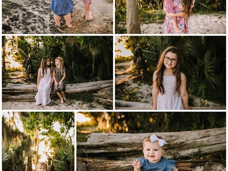 Greff Family- Beach Mini- Mandeville-New Orleans Family Photographer