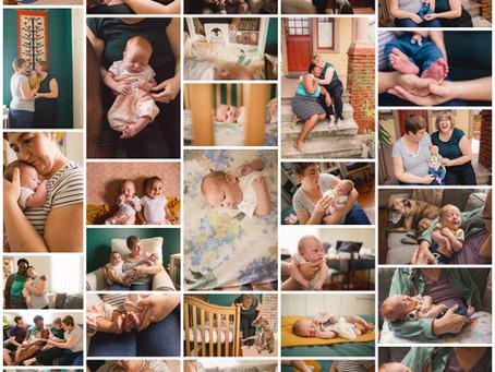 Emerson- In Home Newborn Session