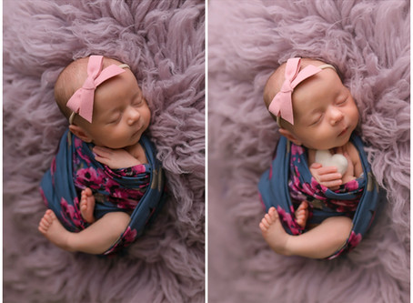 Harper-Newborn Mini Session-New Orleans