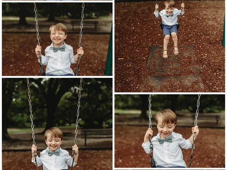 New Orleans, Louisiana-Child Photographer- Matty turns 4