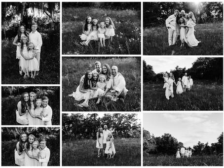 New Orleans City Park, Family Photographer- Godbold Family