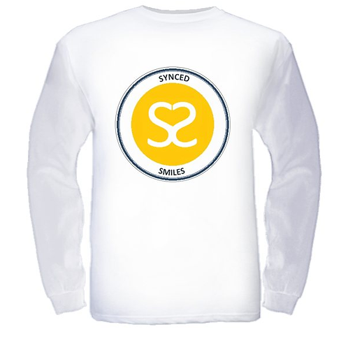Synced Smiles Long Sleeve T-Shirt