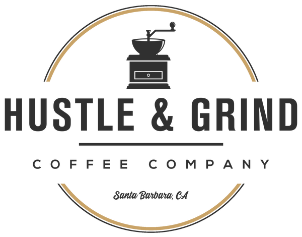 Hustle & Grind Coffee Company Gold inner