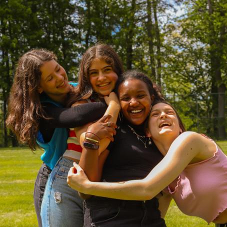 M. A. A. L. International Friends Summer Photoshoot