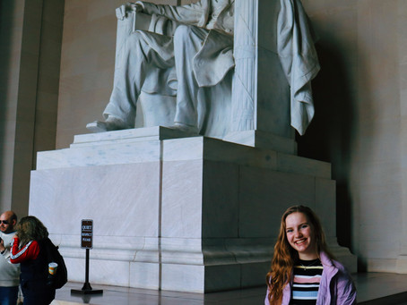 Washington, DC - Photo Journal & Vlog // Episode 122