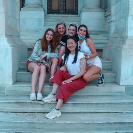 National Zoo & Washington, DC Vlog (girl gang trip!) // Episode 148
